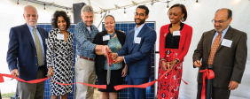 Black voices in green building: Development