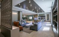 Homelike design at the FedExFamilyHouse