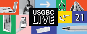 Apply for a scholarship to attend USGBC Live 2021