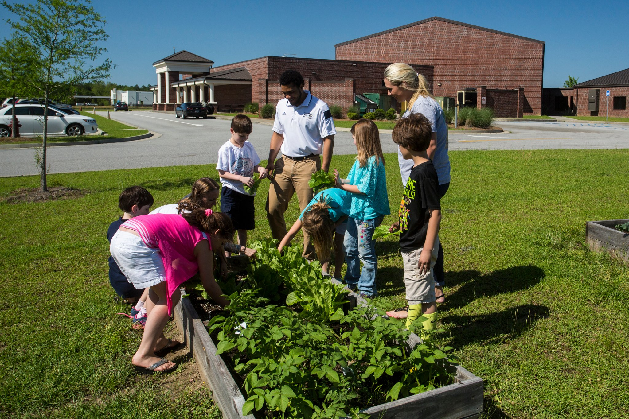 Georgia Southern University offers student sustainability projects